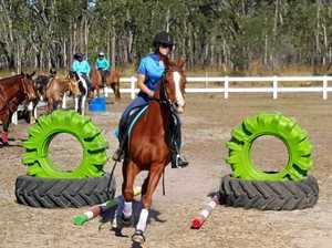 Sought-after American horse trainer visits Torbanlea