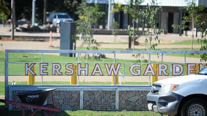 Kershaw Gardens.