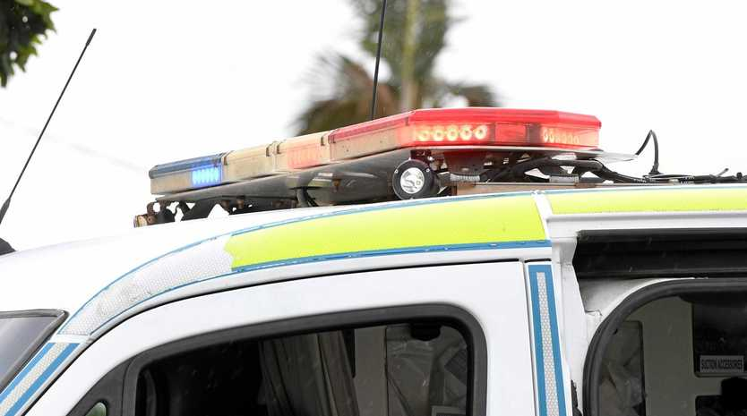 CAR ROLLOVER: QAS are currently on scene after a single vehicle crash west of Gympie.