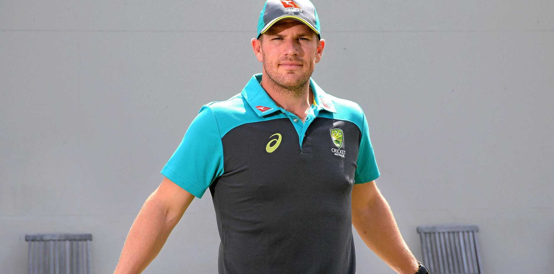 Channel Seven Queensland general manager Ben Roberts-Smith says a move to a better viewing experience will enable cricket lovers to get an even better offering of their favourite players, such as Australian star Aaron Finch.