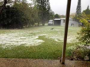 Supercell hits Cooroy
