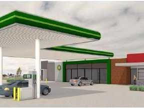 New 24-hour service station on the cards