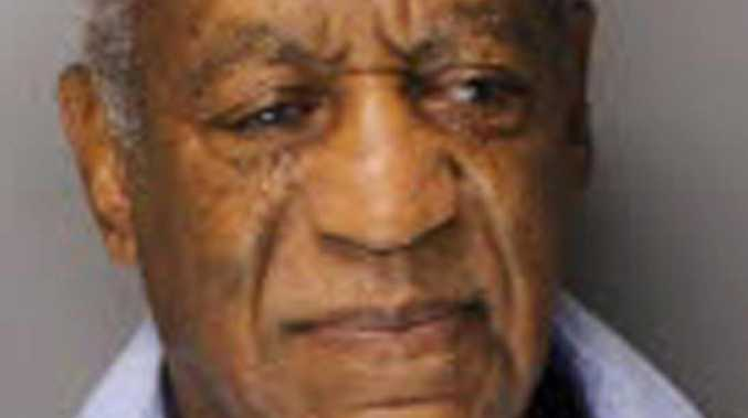 Bill Cosby, after he was sentenced to three-to 10-years for sexual assault. Picture: AP