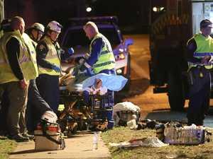 Family of six injured in horror crash