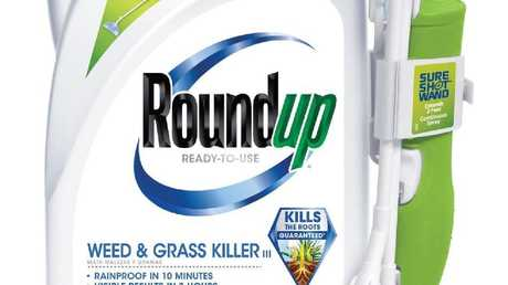 Round Up weed killer. Picture: Supplied