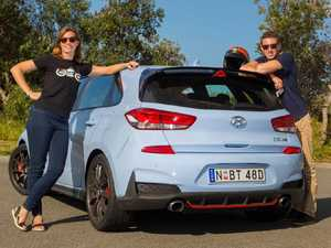 ROAD TEST: Hyundai'sT two-faced hot hatch i30N