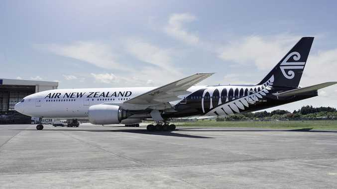 Air New Zealand plane diverted to Cairns after on-board passenger emergency.