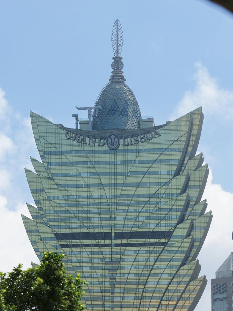 … or Macau casino?