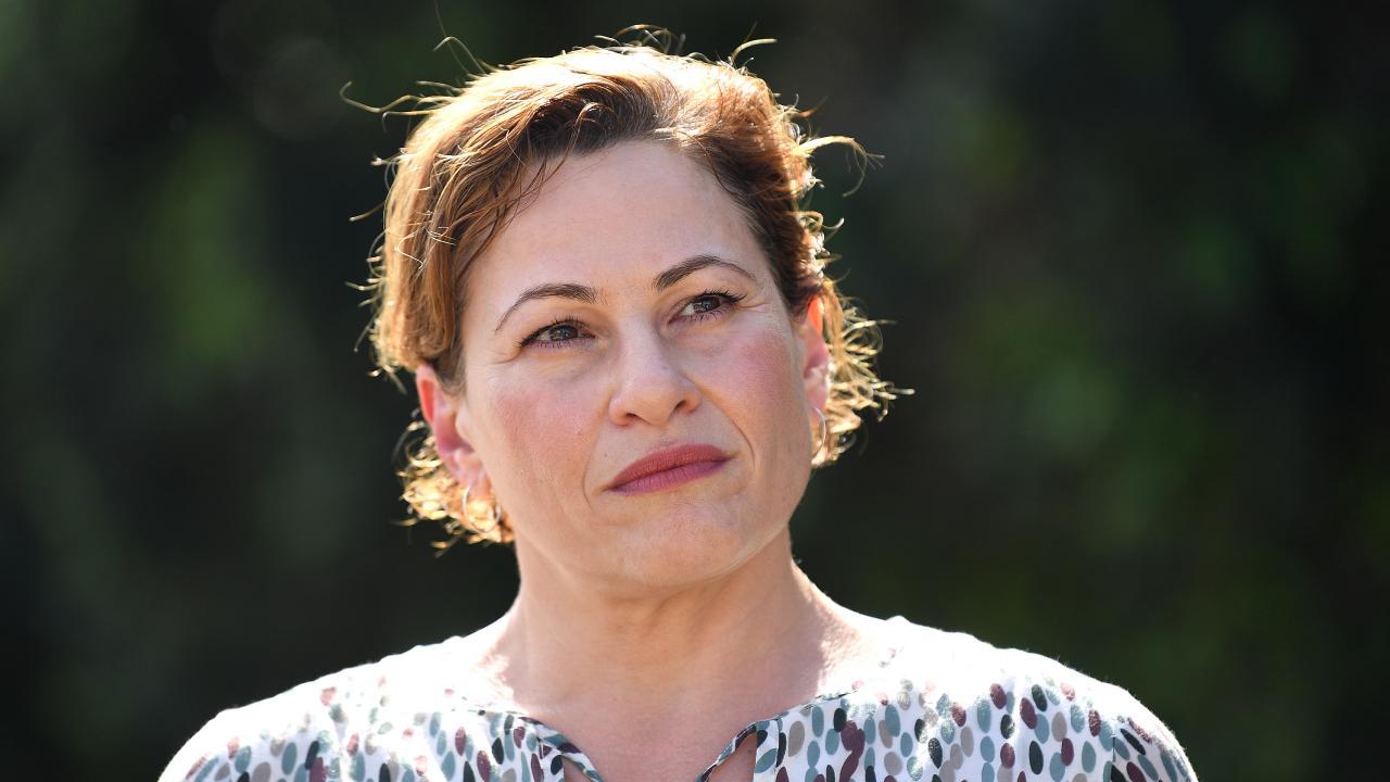 Queensland Treasurer Jackie Trad needs to realise everyday Queenslanders love racing, not just the rich. Picture: AAP/Dave Hunt
