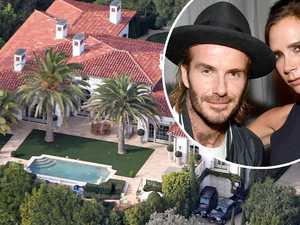 Inside Beckhams' lavish $46m mansion