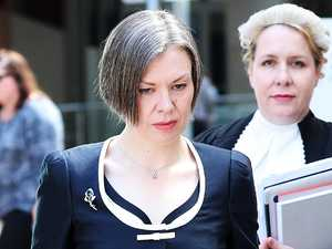 CSIRO scientist 'hit on bum with riding crop', court hears