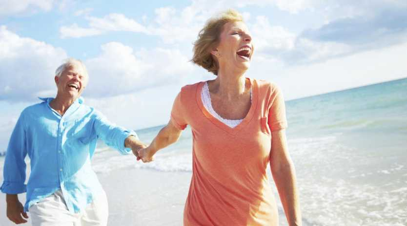 Southeast Queensland's subtropical climate is drawing in retirees.