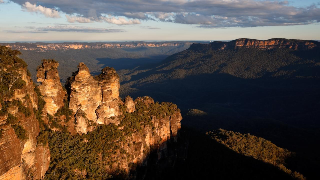 The Blue Mountains. Picture: James Horan/Destination NSW