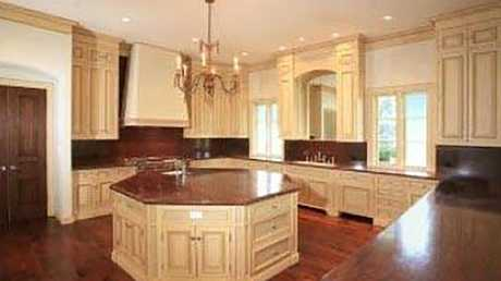 The home features a massive kitchen. Picture: Supplied