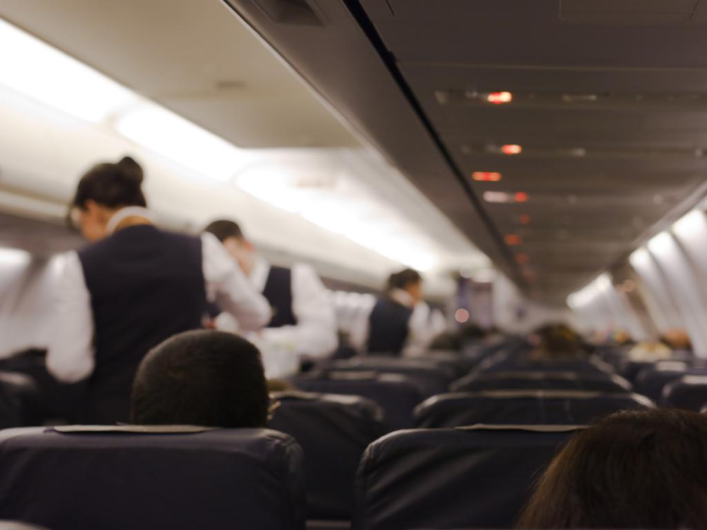 Cabin crew revealed they had experienced sexual harassment from colleagues as well as passengers.