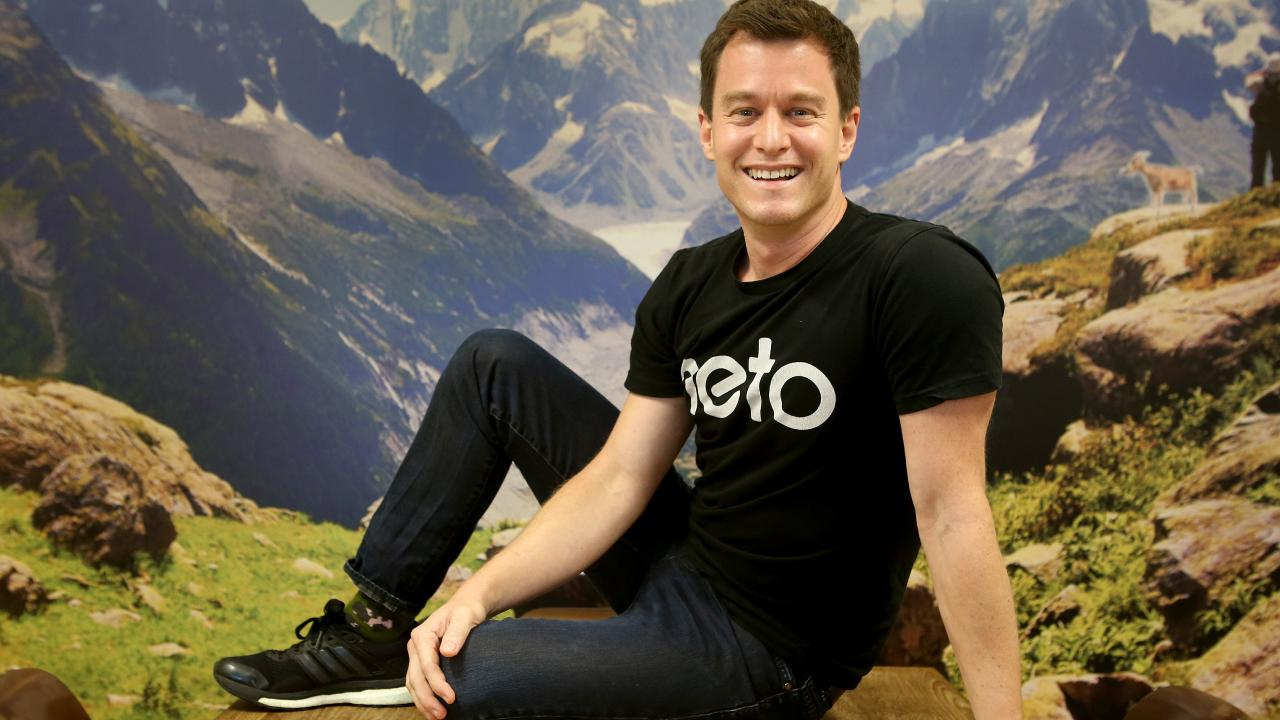 Neto founder and chief executive Ryan Murtagh.