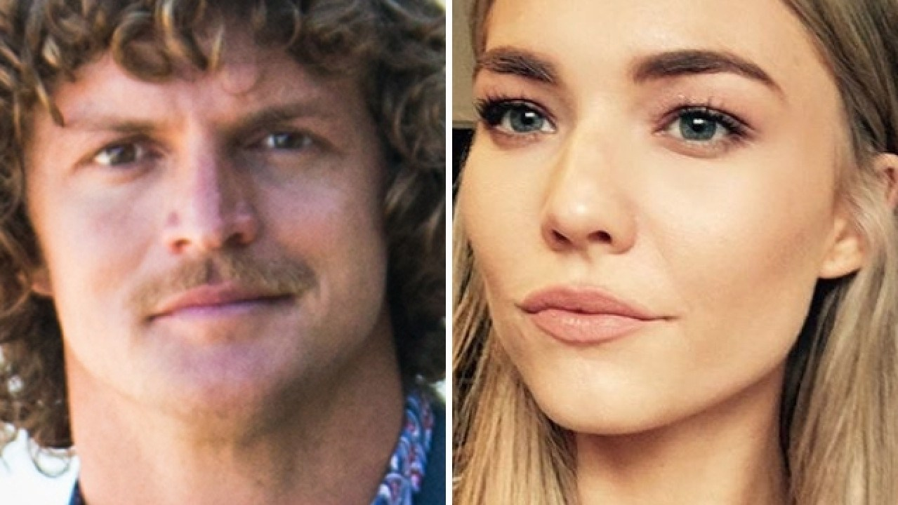 Sam Frost is not impressed by Nick Cummins' excuses.
