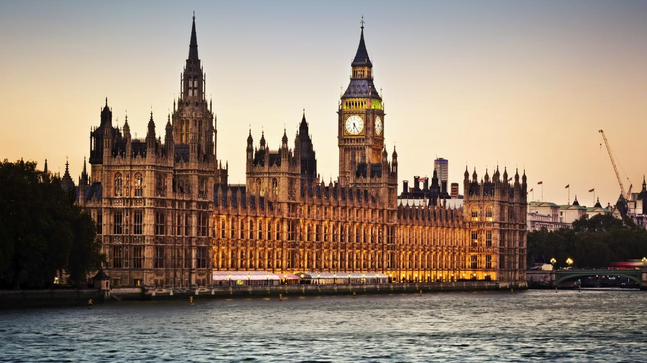 A sex scandal rocked the UK government last year. Picture: iStock