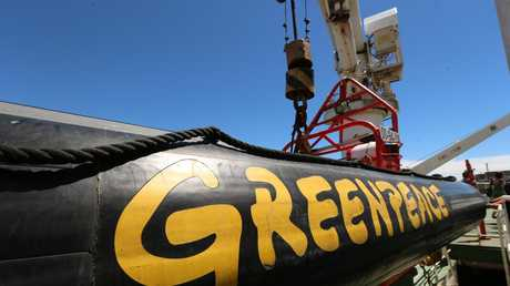 Greenpeace is among environmental groups advertising for activists.