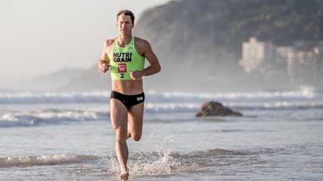 Ironman great Shannon Eckstein will retire from professional racing at the end of the summer. Photo: Supplied