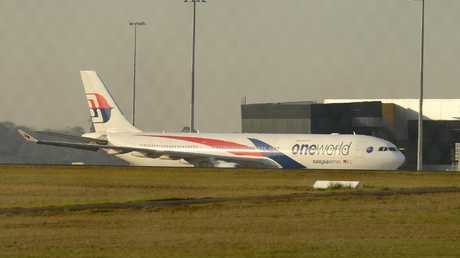 Malaysian Airline flights have been forced to make emergency landings. Picture: David Smith