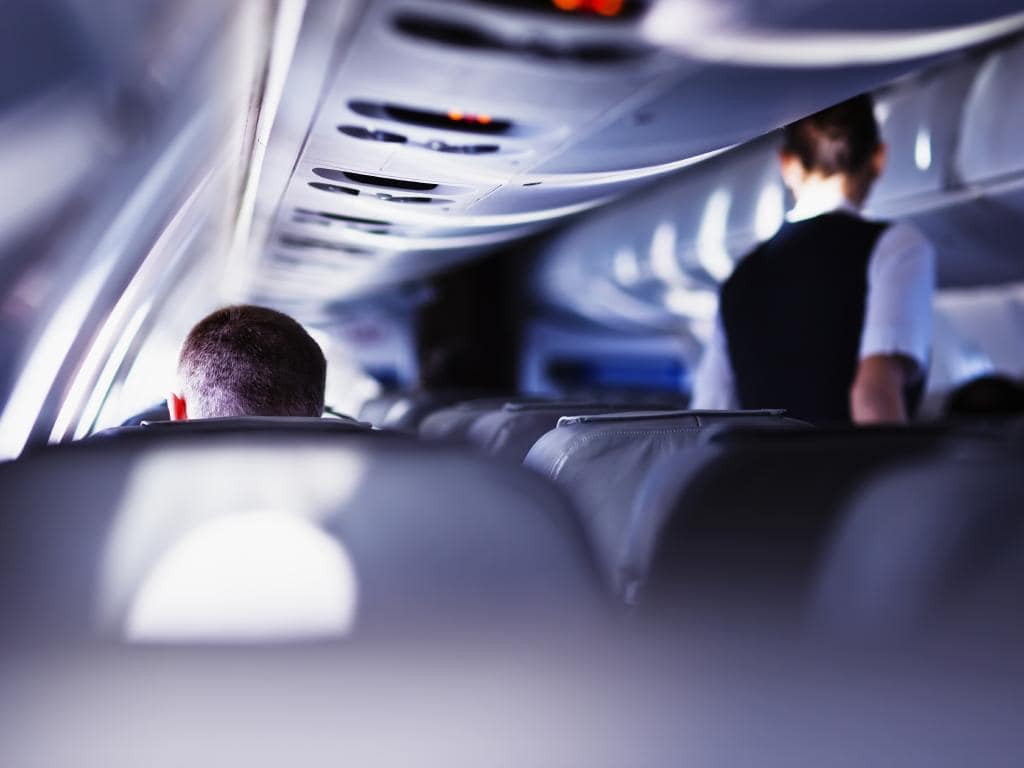 Two-thirds of cabin crew have been sexually harassed at work, an Australian survey has revealed.