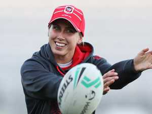 Jillaroos captain Sam Bremner out of Test team