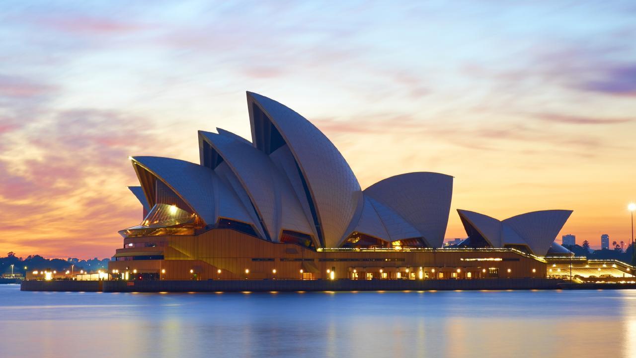 Sydney Opera House. Picture: Istock