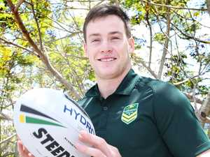 New Roo Keary keeping Munster's jersey warm
