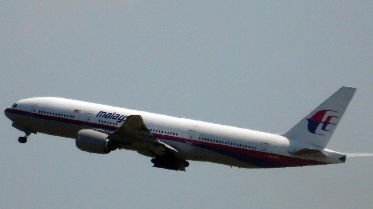 A Malaysian Airlines flight had to make an emergency landing in Perth due to a medical issue. Picture: Fred Neeleman/AFP