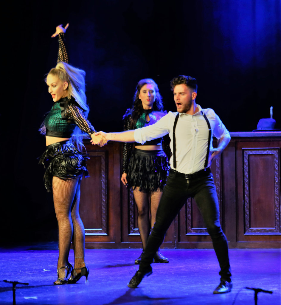 The Irish music and dance show Eireborne is touring Australia in October and November.