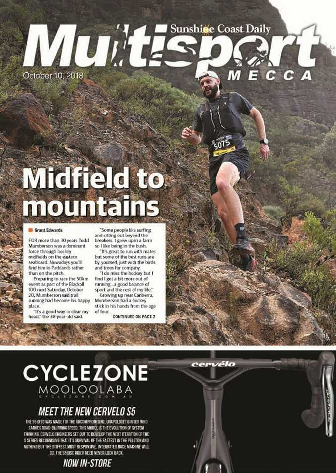 The Sunshine Coast Multisport Mecca October 10 edition is available to download.