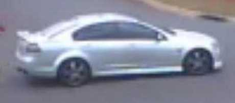 Police are looking for this Silver 2008 Holden Commodore sedan Queensland rego 29LAB.