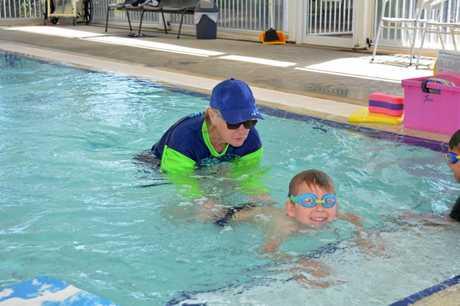 Lockyer Valley Aquatic Centre, Clayton Kinsey