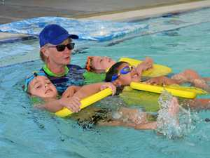 Swimming lessons are a vital gift that could save a life