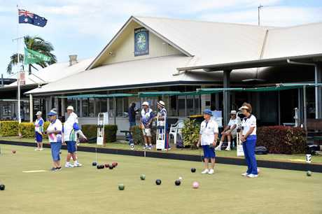 The Pacific Paradise Bowls Club is back in full swing after it nearly folded last year.