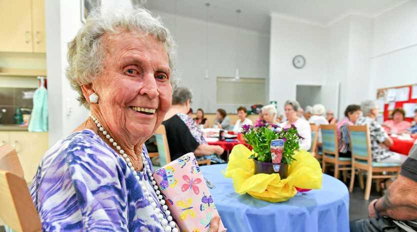 FULFILMENT: Merle Spann recently celebrated her 90th birthday.