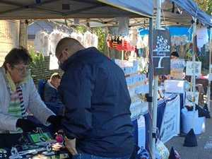 It's Saturday only for markets in Torquay