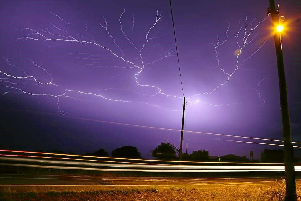 STORM WARNING: Severe thunderstorms are expected to bear down on the Gympie region this afternoon.