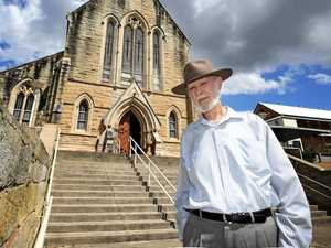 Gympie religious leader gets ready to say goodbye