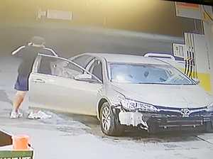 Have you seen this busted up car around Murwillumbah?