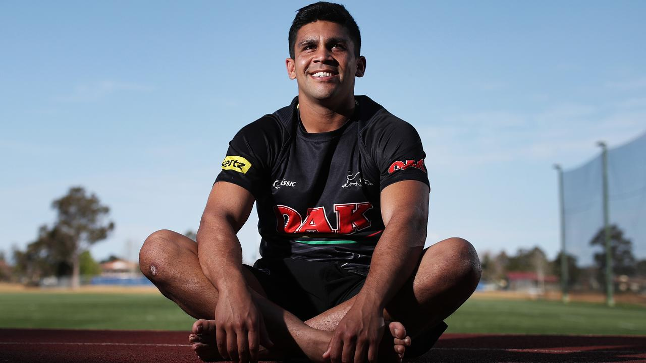 Peachey says the Titans drama got out of hand. (Phil Hillyard)