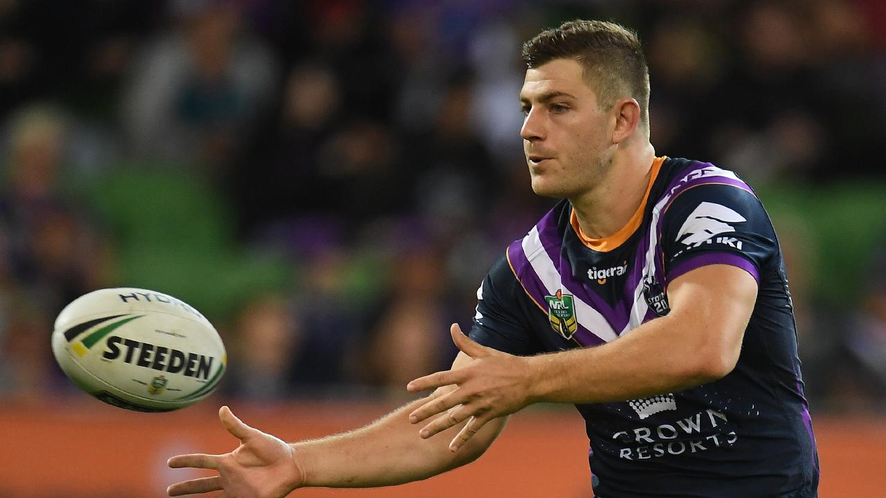 Ryley Jacks has signed with the Gold Coast Titans. Picture: AAP Image