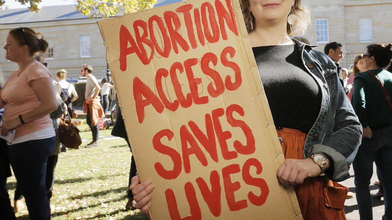 Queensland has changed abortion laws.