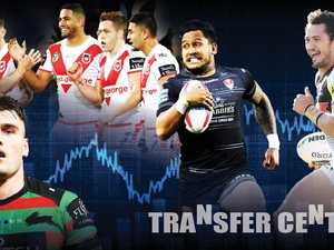 Transfer Centre: Cowboys lure Dragons ace north