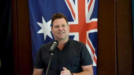 Byron Shire mayor Simon Richardson. Photo- Marc Stapelberg,