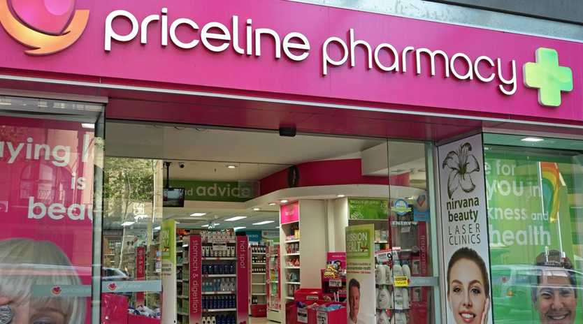Priceline Pharmacy is holding a 50 per cent off sale across its haircare range, for three days.