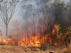 WARNING: Disaster management group on alert after fire ban
