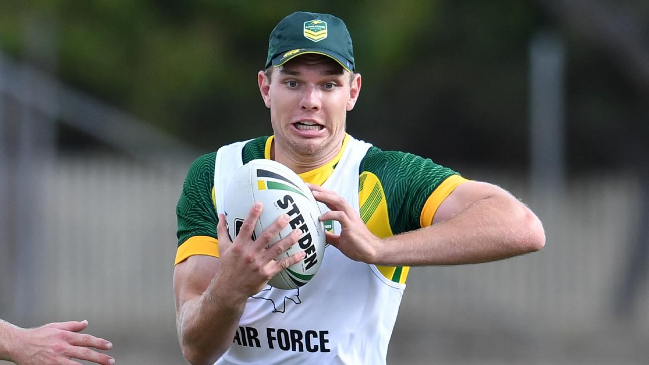 Tom Trbojevic is set to play his first test with brother Jake.