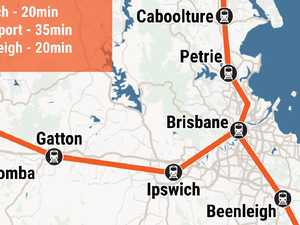 'Game-changing' new fast rail plan